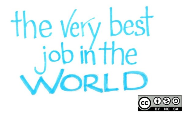 The Very Best Job in the World